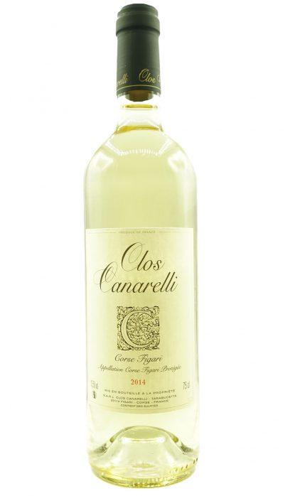 Clos Canarelli blanc 2014