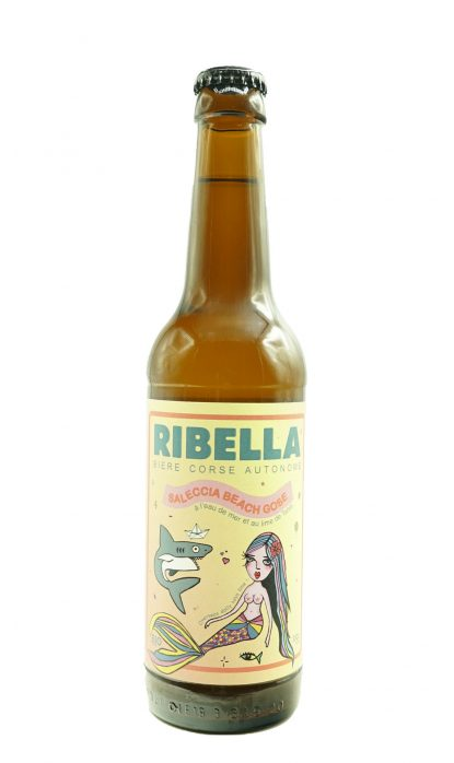Ribella Saleccia Beach Gose 4% 33cl