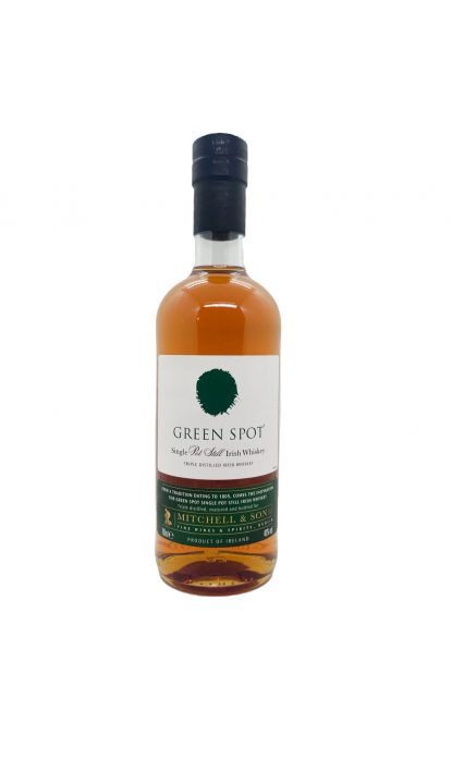 Midleton Green Spot Single Pot Still 40% 70CL