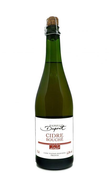 Famille Dupont Cidre Bouché 2020 5.5%