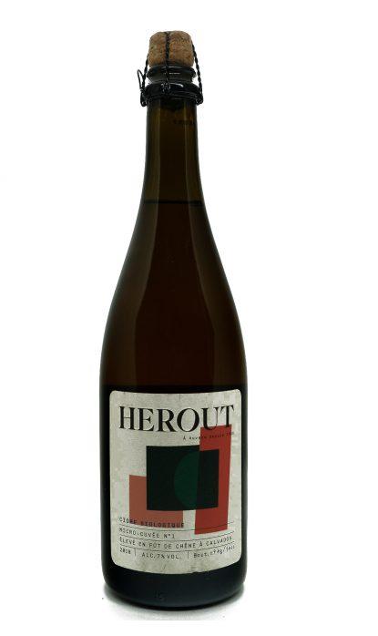 Herout Cidre Micro Cuvée N° 1 2018 6.5%