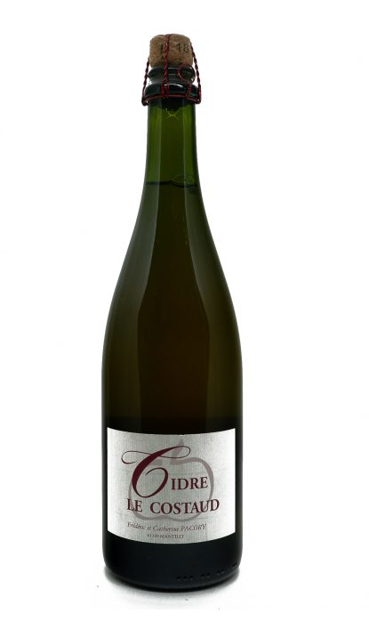 Pacory Cidre Le Costaud 4%